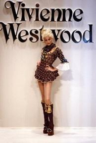 Vivienne Westwood tenue